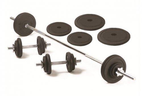 Housefit činkový set 80 kg