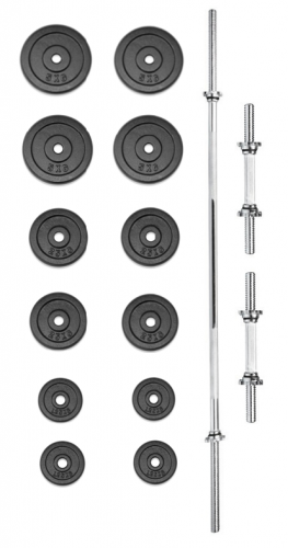 Set činek PREMIUM 50 kg