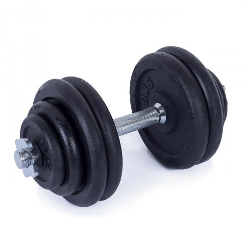 TrinFit jednorucka 30 kg set_02