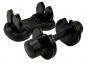 TUNTURI Selector 2,5-12,5 kg činka+úložný prostor z profilu