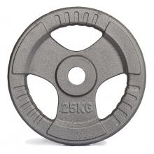 Kotouč olympijský TRINFIT 25 kg