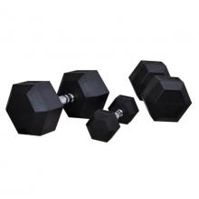 Hexagonální jednoručka BAUER FITNESS AC-1708 - 20 kg