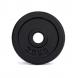 Litinový kotouč černý lakovaný 2_5kgg