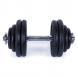 TrinFit jednorucka 30 kg set