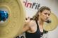 Profesionální olympijská osa TRINFIT 2 200 mm CROSSFIT promo 2